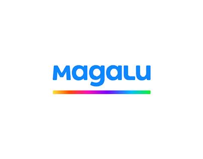 Animação Comercial // Magalu - Estudo