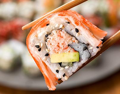 Sushi • Photography