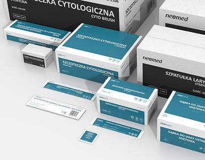 Neomed - Packaging