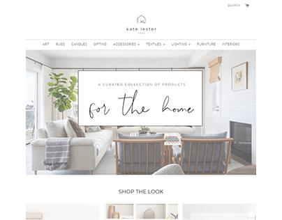 Big-Commerce Website