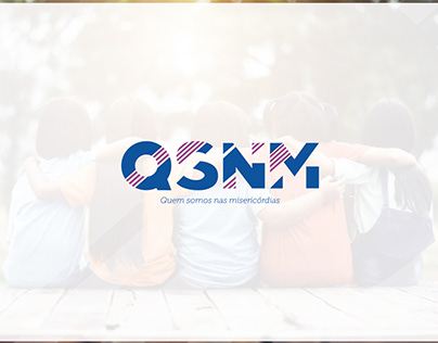 QSMN logo re.design & New Brandign Editorial