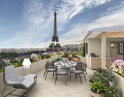 architecture 3d Luxe Paris