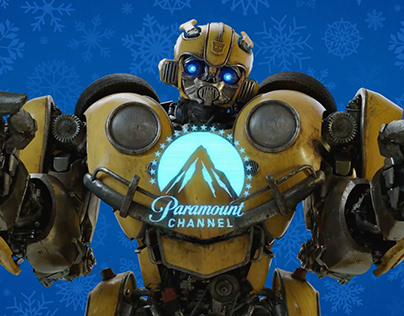 Bumblebee IDENT TV - Paramount Channel