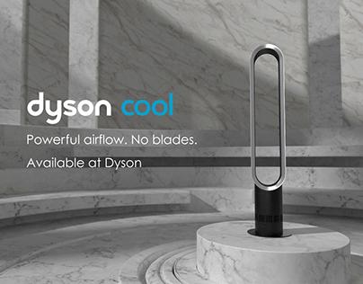 Dyson Cool Cooling Fan AM07