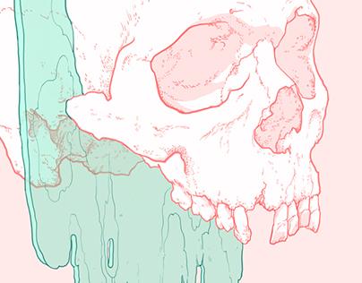 Skull Study I