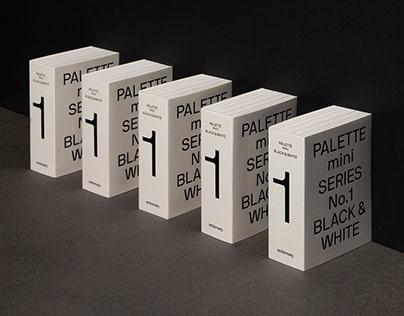 PALETTE mini 01: Black & White