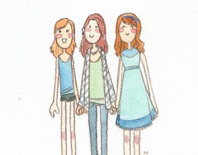 Lizzie Bennet Diaries - fanart