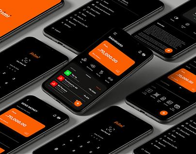 Frimi- App Redesign Concept