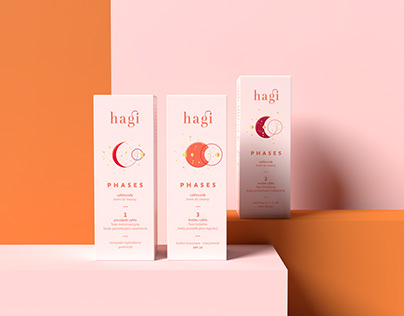 PHASES packaging
