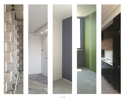 Apartment in Yerevan «Colorful home»