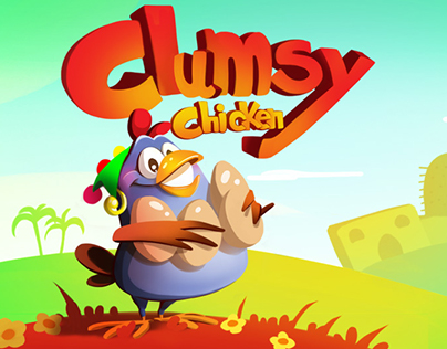 Clumsy Chicken Game