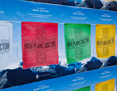 High Plains Doctor, Movie Posters – Retouching