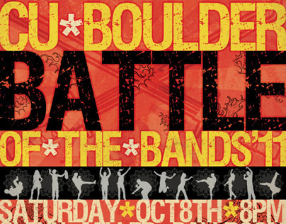 CU Battle of the Bands 2011