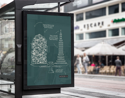 Non-profit Campaign Ad.