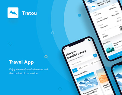 Tratou - Mobile App