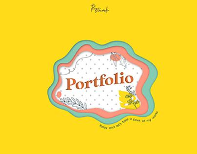 Portfolio Graphic Design - Regi Ramli