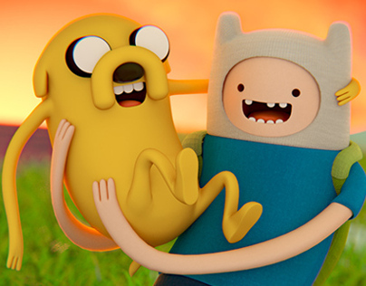 Adventure Time - now in 4k!