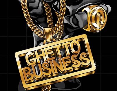 Ghetto Business cover