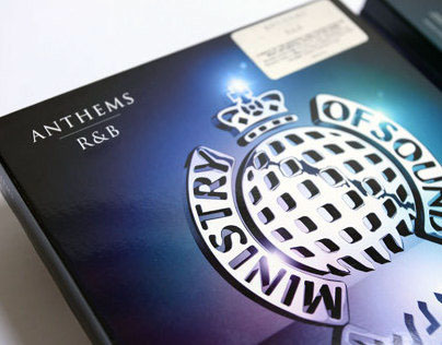 Ministry of Sound - Anthems R&B, Digipack