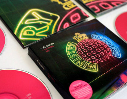 Ministry of Sound - Anthems Electronic 80's