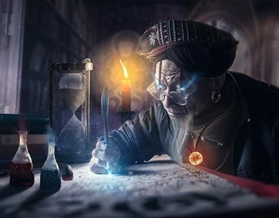 Zol' Thai - The Grand Alchemist
