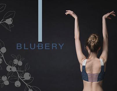 Blubery   Identidade Visual