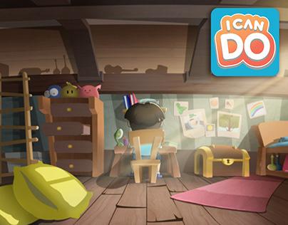ICANDO Education app for Children