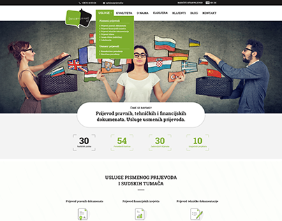 Moj prijevod website