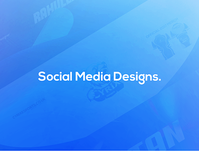Social Media - Banners & Headers