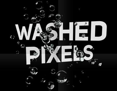 Washed Pixels
