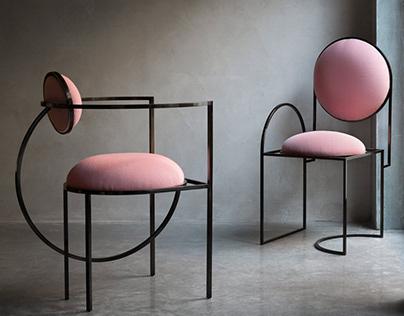 Modern Jüpiter Tasarımlı Sandalye Modelleri