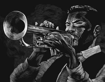 """""""Jazzman"""", para 1906"""
