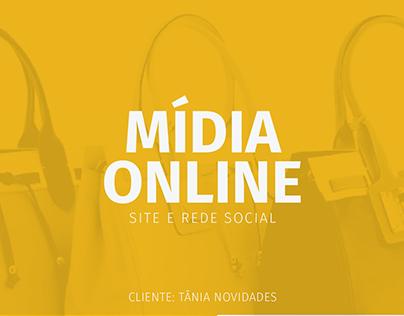 Mídia Online - Tânia