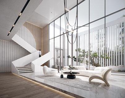 GENOVA VILLA, Inteior Design Dubai