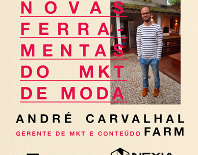 Identidade Visual // Workshop André Carvalhal