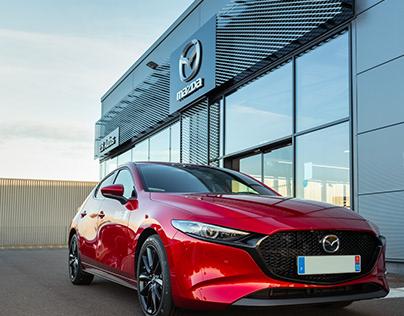 Mazda3 SkyActiv-X - Papas Pressés