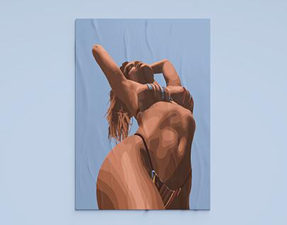 Arte digital - Isabella