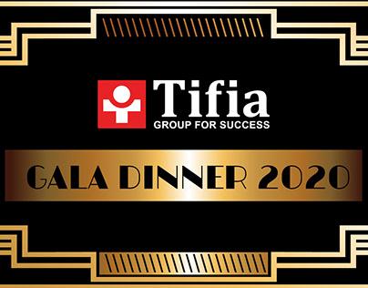 Tifia Gala Dinner 2020