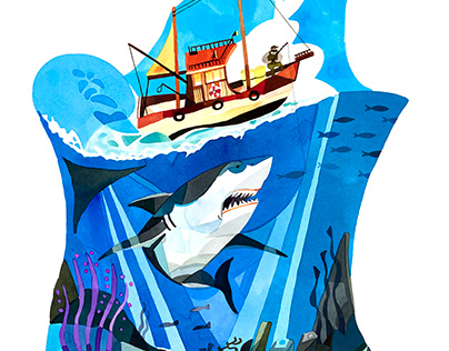 Sharks and Ships