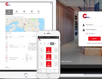 Caloria App | Web App - React