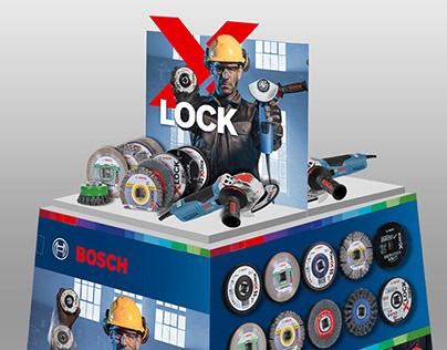 Демонстрационные стенды для линейки X-lock BOSCH