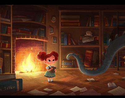 Monster Library
