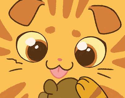| CATS | Illustration & merchandising
