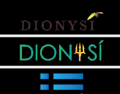 Dyonysi Logo Proposals