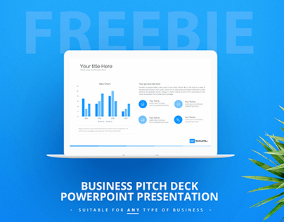Free Business Pitch Deck PowerPoint Presentation