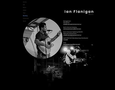 Ian Flanigan brand design