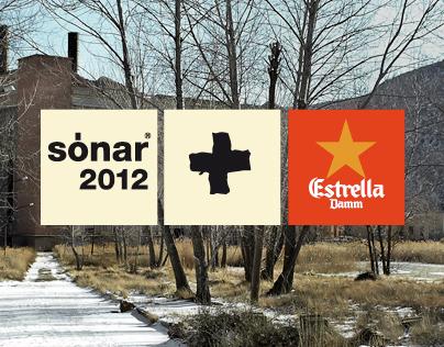 Estrella Damm with Sonar / promo & online