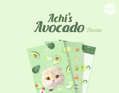 Achi's Avocado Theme