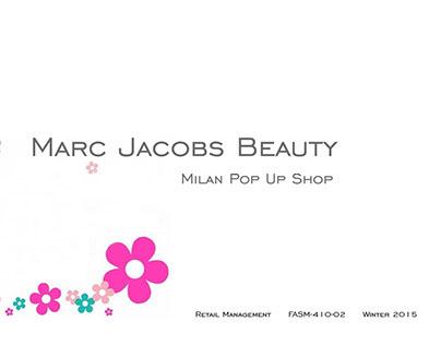 Marc Jacobs Beauty Milan Pop Up Shop