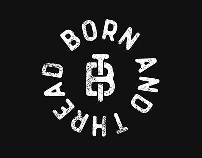 Born And Thread Branding